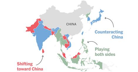China fordert – erfolgreich – die US-Hegemonie in Ostasien heraus