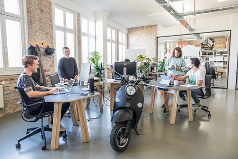 So macht Großraumbüro sogar deinen Chefs Spaß