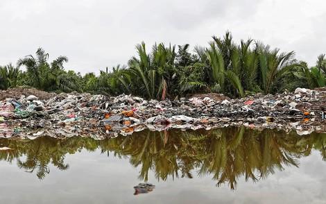 Jedes Jahr landen riesige Mengen deutschen Plastikmülls im Ausland – vor allem in Malaysia