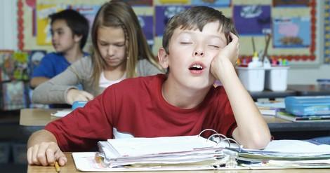 Warum Schüler länger schlafen sollten