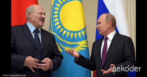 Annexionsgerüchte: Belarus ist nicht die Krim
