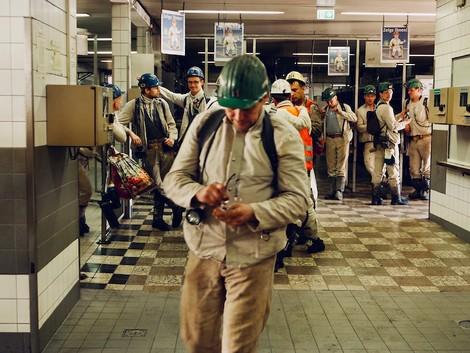GESTERN & HEUTE: Ev'ry Time We Say Goodbye – Oder: Das Ende der Schwerindustrie