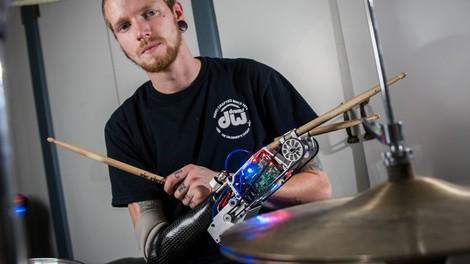 KI: Der beste Schlagzeuger der Welt