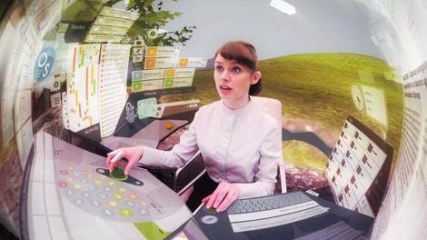 Wenn wir mit dem Netz verschmelzen: Ein Kurzfilm zur Zukunft der Arbeit