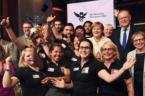 Wie eine Berufsschule (Gewinner des Deutschen Schulpreises) Qualitätsorientierung umsetzt