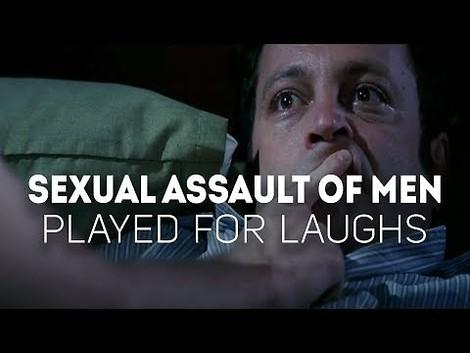Sexueller Missbrauch - ein schlechter Witz