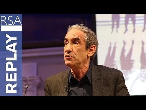 "Douglas Rushkoff über das ""Team Human"""