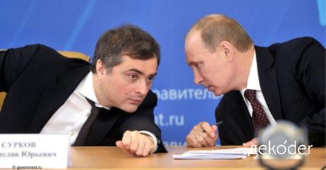 100 Jahre Putinismus? Wie uns der Kreml-Berater Surkow in die Irre führt