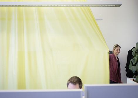 Schöne neue Arbeitswelt: Wo man sich wohlfühlt wie im Wald