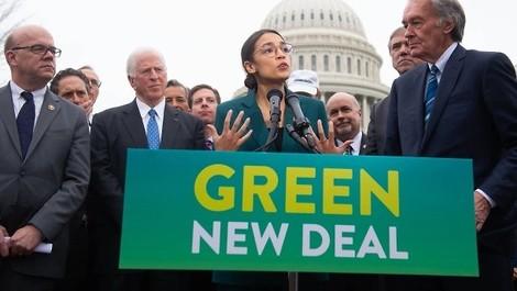 """Green New Deal: """"Linke Ladenhüter, neu verpackt"""""""
