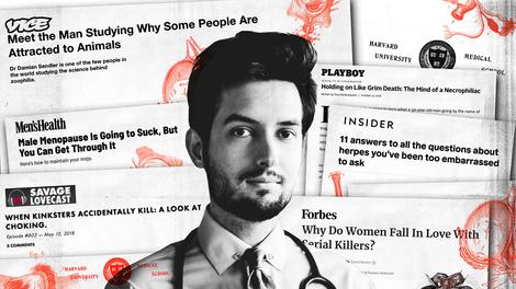 Fake Sex News – warum Dr. Damian Sendlers Pseudoforschung nicht nur falsch, sondern gefährlich ist