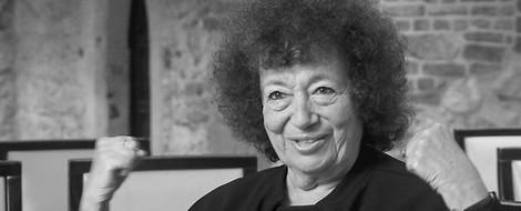 Die große Elizabeth T. Spira ist gestorben