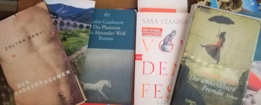 Vom Lesen in fremden Ländern - Balkan