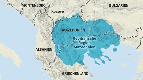 """Namensstreit mit Griechenland: """"Mazedoniens letzte Chance"""""""