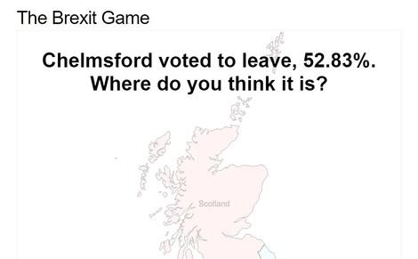 Dublin, Dundee, Humberside – Das Brexit-Newsgame