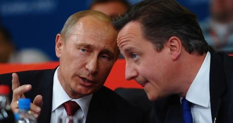 Putin hat Litwinenko umgebracht, na und?