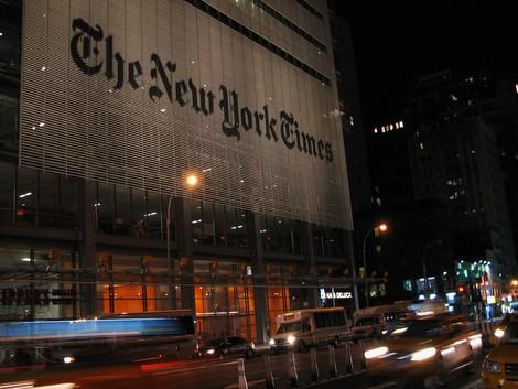 """Sie nennen es """"Die New York Times der Zukunft"""""""