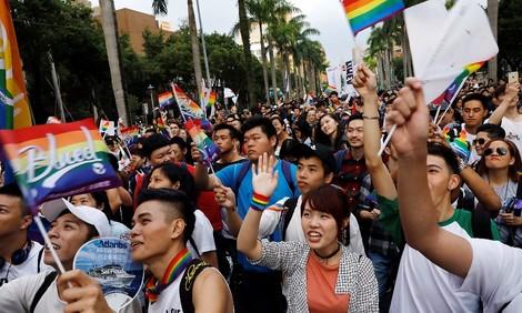 Der Weg zur gleichgeschlechtlichen Ehe in Taiwan - taipeilove*