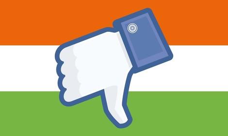 Wie Facebook sich in Indien die Finger verbrannte - mit Fake Free Internet statt Netzneutralität