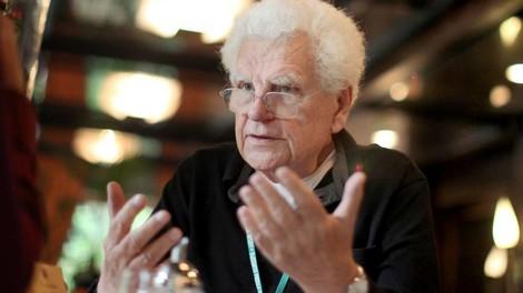 Tankred Dorst wird 90 und München hat er auch schon längst verlassen.