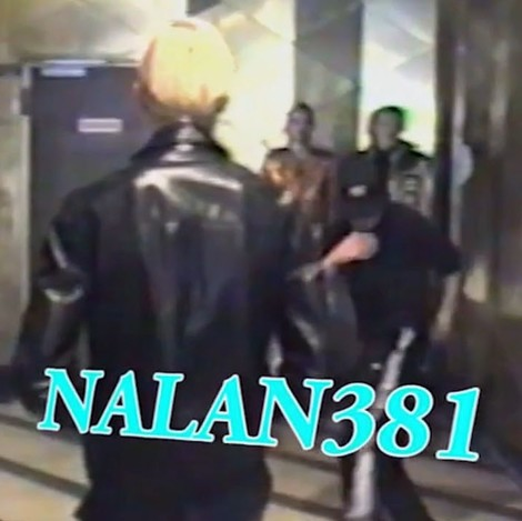 Nalan381 Space Women Videorelease via i-D magazine