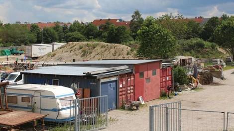 Denn erholen kann man sich im schönen Bayern nur außerhalb der Flüchtlingszonen