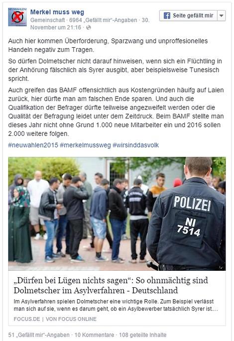 """Die krude Logik der """"Lügenpresse""""-Rufer"""