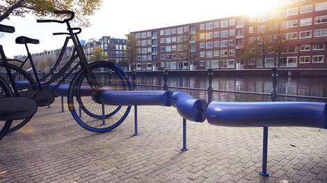 Strom erzeugen mit dem Rad, auf dem Weg zur Arbeit