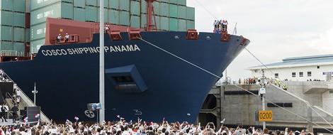 Containerschiffe: Ein blinder Fleck im globalen Klimaschutz