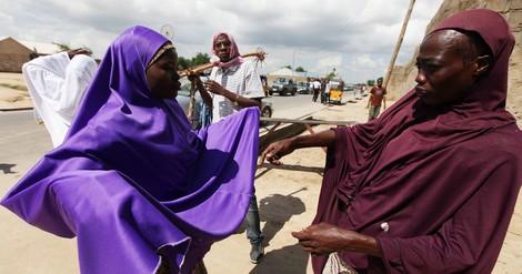 Wie nigerianische Frauen  Boko Haram bekämpfen