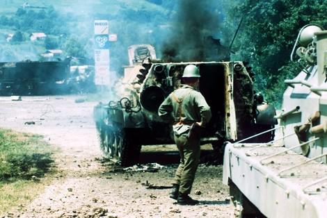 Als Sarajevo gegen den Krieg antanzte