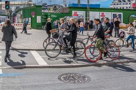 Guck mal, Hamburg: So geht Fahrradstadt