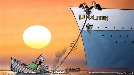 Griechenland und die Konstruktionsfehler der EU