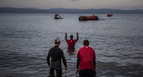 Griechenland und Flüchtlinge: Wenn sich die Ärmsten um jene kümmern, die alles verloren haben
