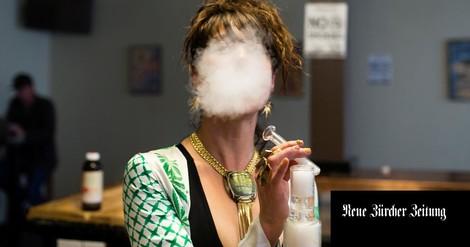 Cannabis als Health-Food: Eine kleine Beobachtung aus Kalifornien