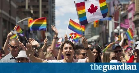Feminismus, LGBT-Einsatz und genderneutrale Pässe: Justin Trudeau ist der Politiker der Stunde