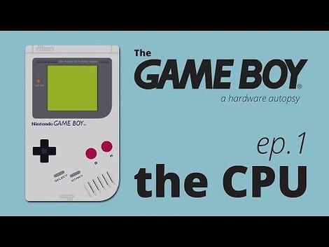 Der Blick unter die Plastikhaube: Eine Game-Boy-Autopsie