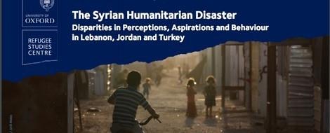 Was hieße es eigentlich wirklich, syrischen Flüchtlingen in der Herkunftsregion zu helfen?