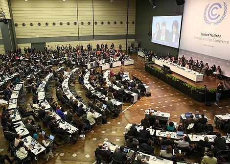 Die Vertragspapiere zum neuen Weltklima-Regime