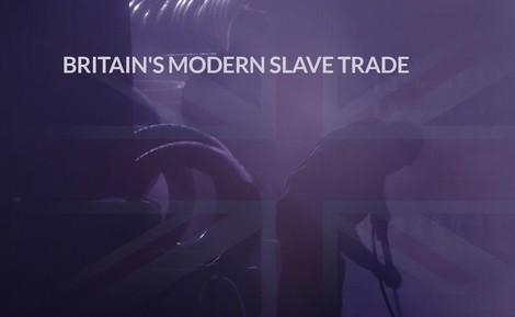 Moderne Sklavenhalter in Großbritannien