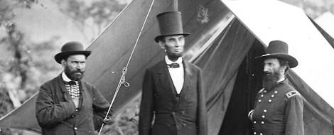 Abraham Lincolns Zylinder