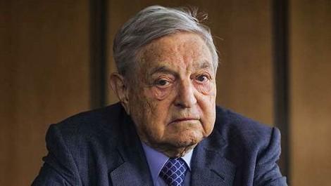 """George Soros: """"Europa? Gibt's doch nicht mehr"""""""