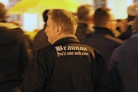 So sehen die Münchner Pegida-Anhänger aus