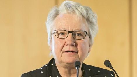 """Interview mit Annette Schavan über den Verlust ihres Ministerpostens.""""Ein bisschen wie sterben"""""""
