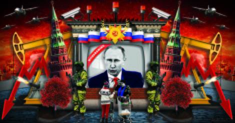 Kremls Strategie des Spektakels