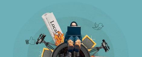 Springer: Journalismus als Vehikel für Werbung