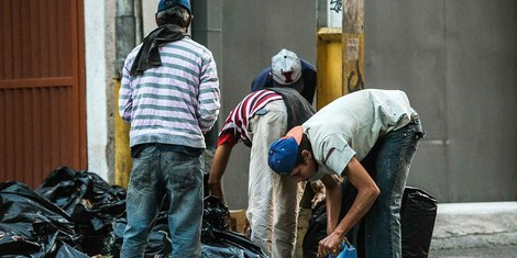 Hungersnot in Venezuela