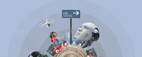 Automation und KI: Positive Beschäftigungseffekte unter anderem dank der Fächer Design und Kunst?