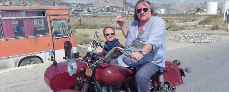 Fünf Jahre am Rockzipfel von Depardieu