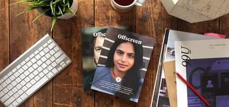 """""""Magonomics"""": Der Aufbau eines nachhaltigen Indie-Magazins"""